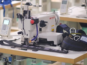 71008S safety harness sewing machine