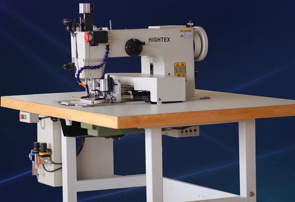 height safety harness sewing machine