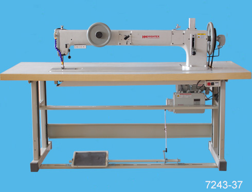 long arm extra heavy duty sewing machine