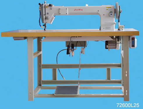 long arm canvas sewing machine