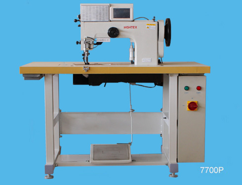 programmable ornamental stitching machine