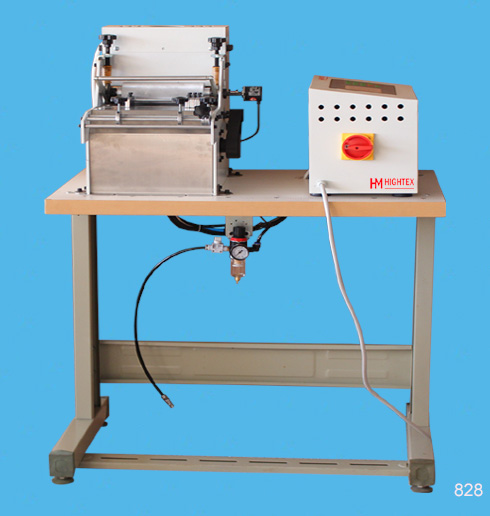 828 Automatic webbing strap cutting machine