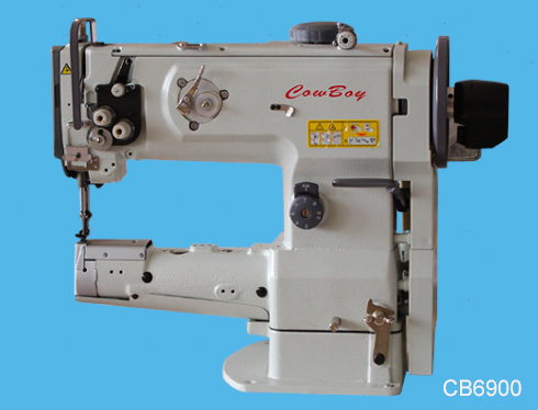 CB 6900 leather bag sewing machine